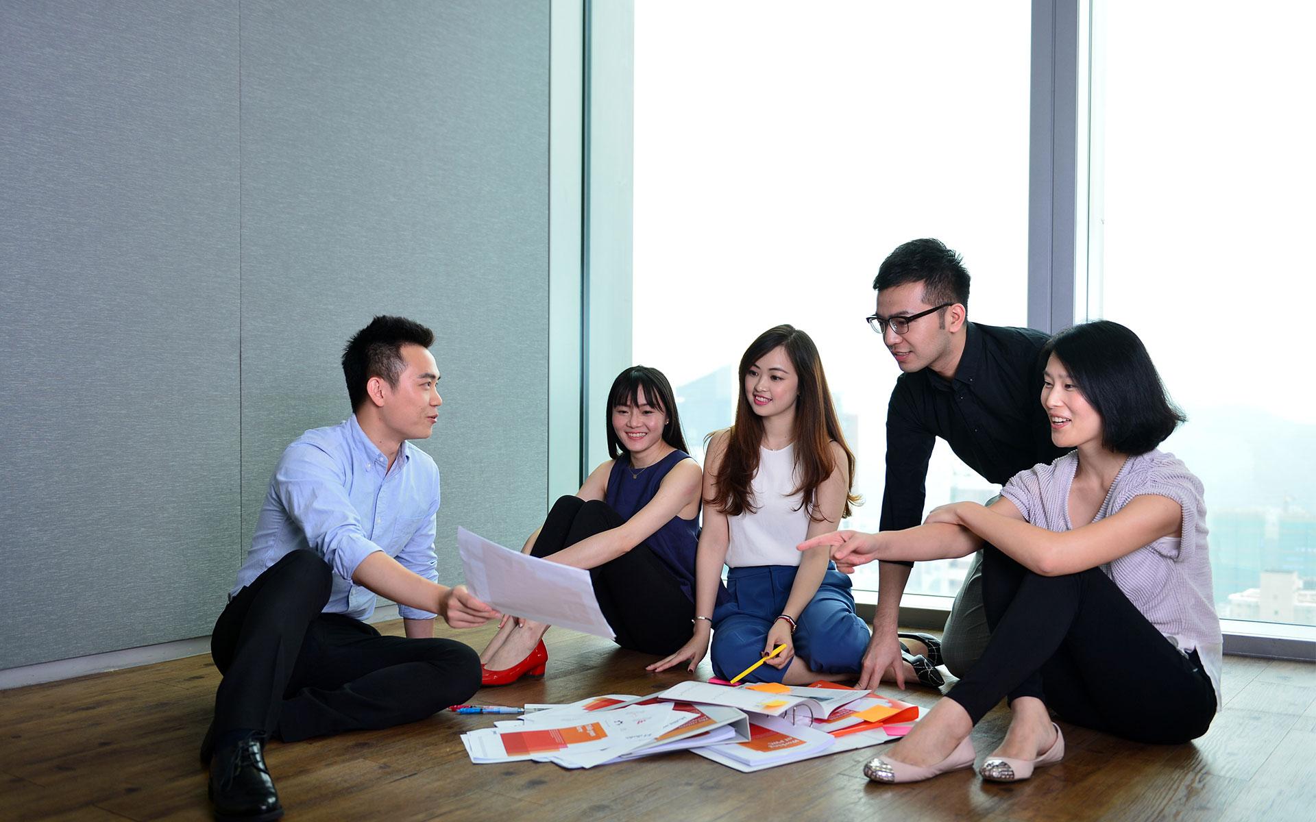 Graduate programme   Careers   PwC HK